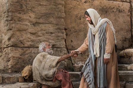 """""""Cristo conta com você..."""""""