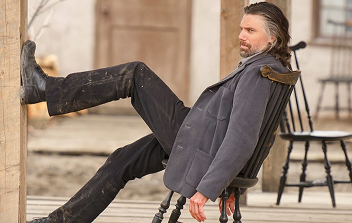 Hell on Wheels - Season 4 - Premiere Title Revealed + Promotional Photo