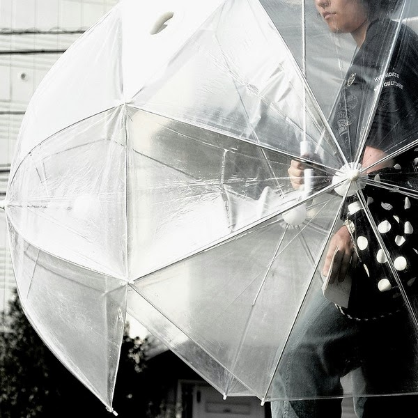 In Japan, 'Full-Body Umbrellas' To Keep You Dry When It Rains