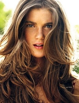 Imagenes de cortes de cabello semi largo