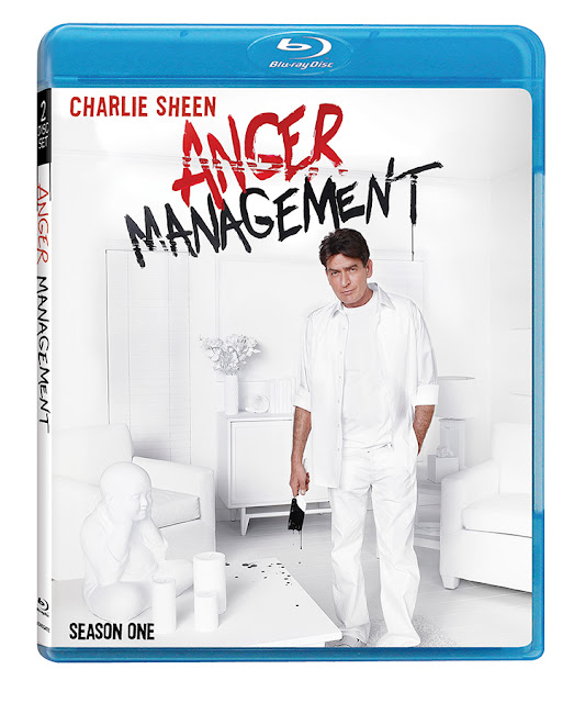 Anger Management on Blu-Ray