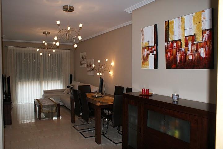 T preguntas sugerencias de colores para las paredes y - Ideas para pintar el salon ...