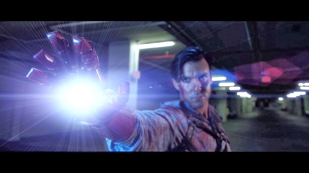Marvel Zombies Vs Army of Darkness fan-film