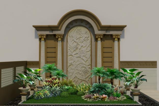 Inspirasi untuk Desain Tangga Untuk Taman 2015 yg menawan