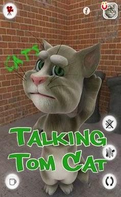 Talking Tom Cat Download (Play Online) Free Full Version