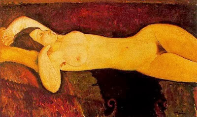 Nu reclinat (Amedeo Modigliani)