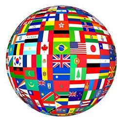 Mundo das bandeiras
