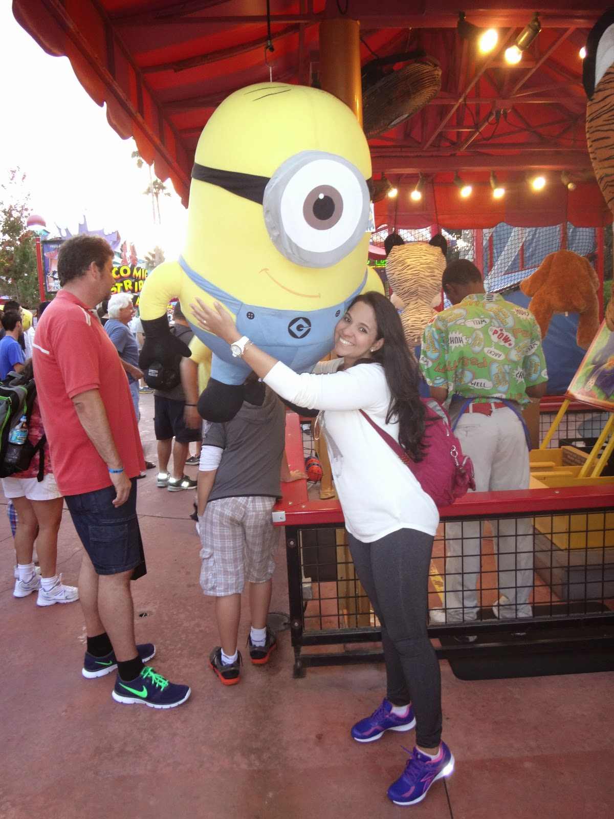 minion - island of adventure - orlando, estados unidos