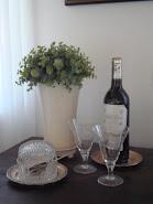 Älskar vackert glas!