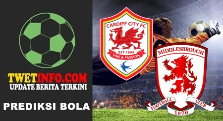 Prediksi Cardiff City vs Middlesbrough