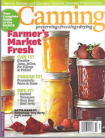 Better Homes and Gardens Canning