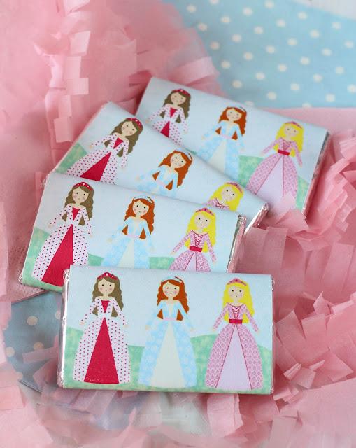 Imprimible princesas