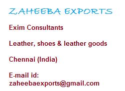 Zaheeba Exports