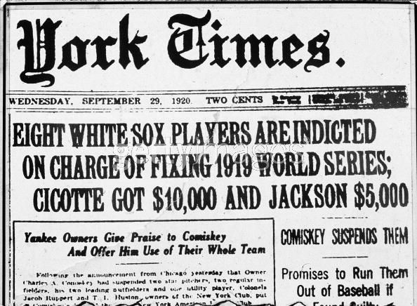 1919 world series thesis 1919 world series essay right naturally i found this to be as untrue as i researched the greatest sports scandal of all time, the 1919 world series.