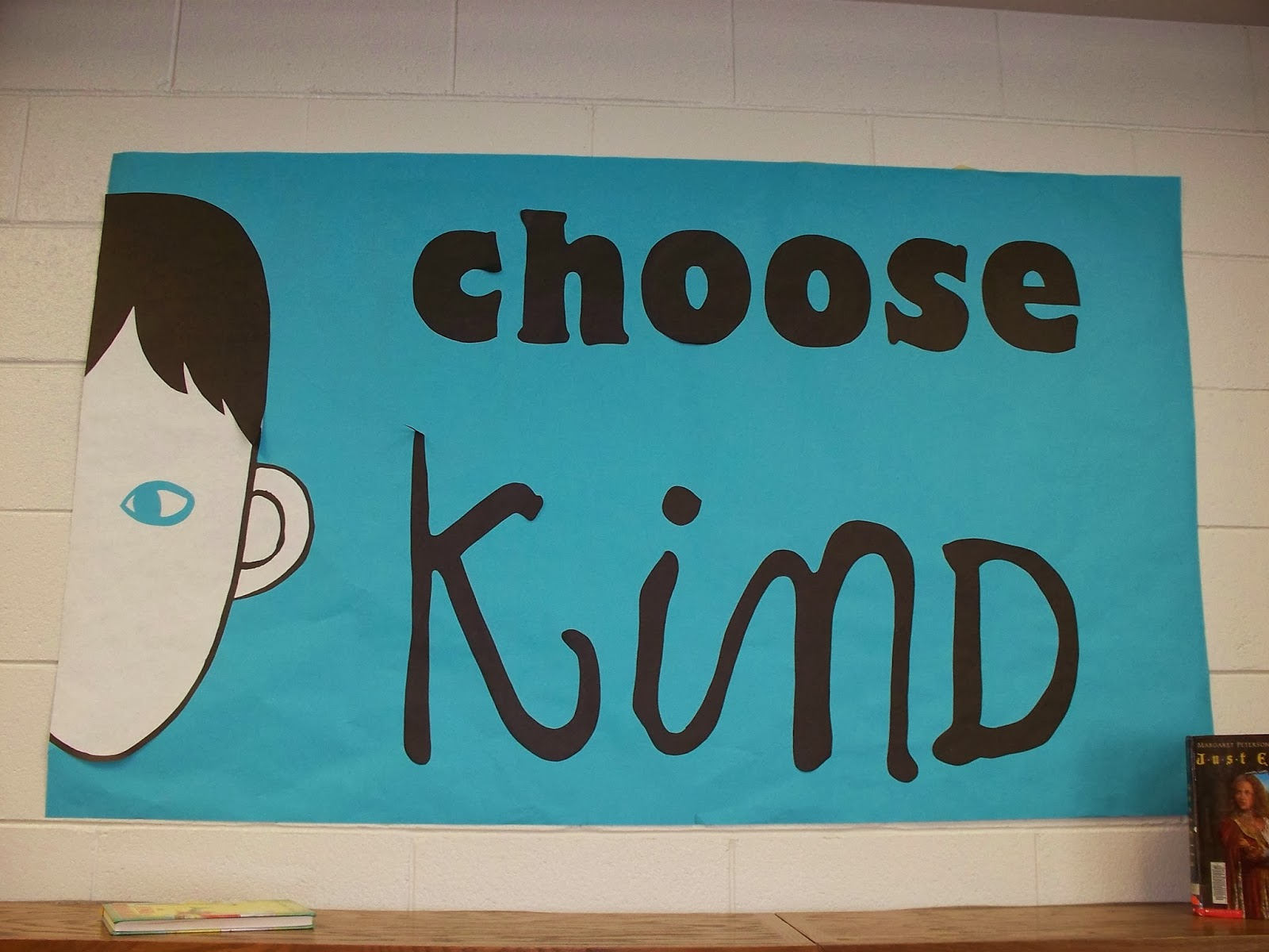 Mrs. Moore's Library Fun: CHOOSE KIND!