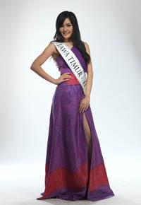 MISS INDONESIA 2011 CONTESTANT - Astrid Ellena I.Y