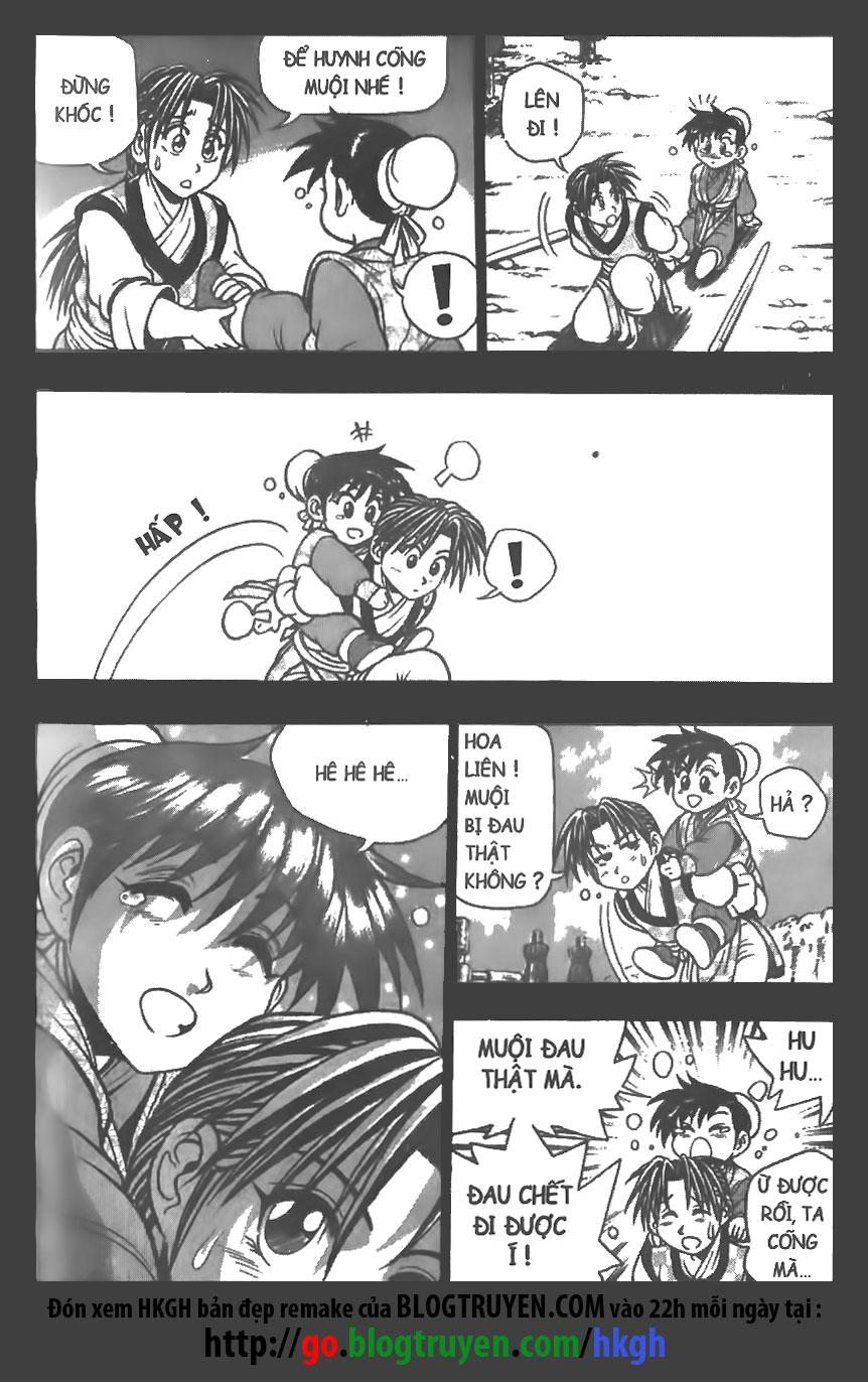 Hiệp Khách Giang Hồ chap 84 page 17 - IZTruyenTranh.com
