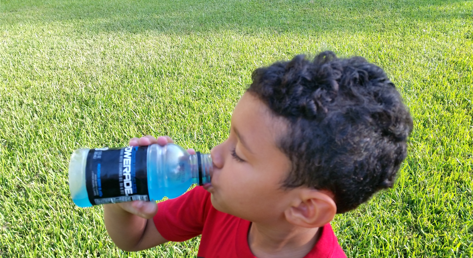 Hydrate your little athletes like the big guys with Powerade! #cbias #shop