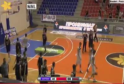 ΑΣΕ Δούκα - Πανιώνιος ΓΣΣ 41-60. To video του αγώνα της 1ης αγωνιστικής του Πανελληνίου Πρωταθλήματος Παίδων  [basketpress.gr]