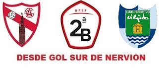 Próximo Partido del Sevilla Atlético Club.- Domingo 29/11/2020 a las 11:00 horas