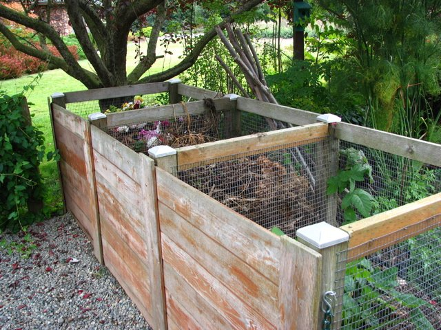 Guide woodworking: Wooden beehive composter plans