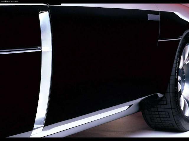 Lincoln MK9 Concept (2001)