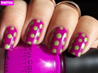 easy nail polish designs  easy nail designs