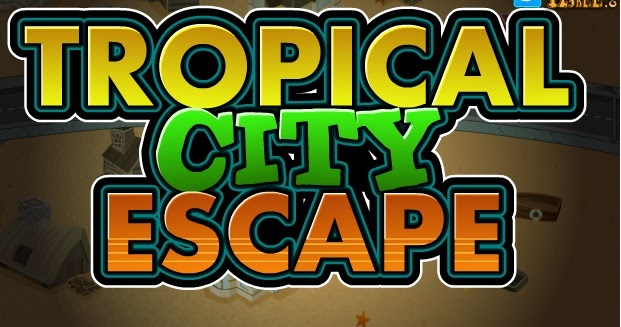 Solved Tropical City Escape Walkthrough