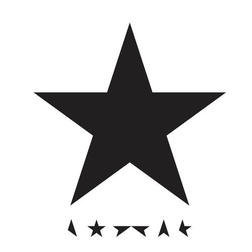 """Blackstar"" David Bowie."