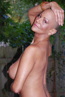 Nude Women In Their 50s
