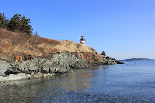 clear water off West Quoddy