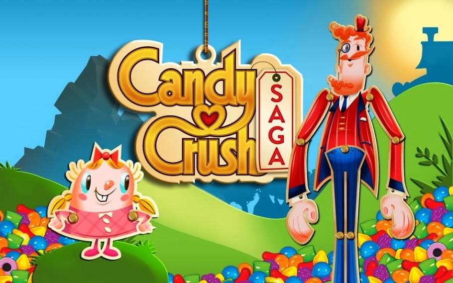 Candy Crush Saga Cheat, Hacks and Tips