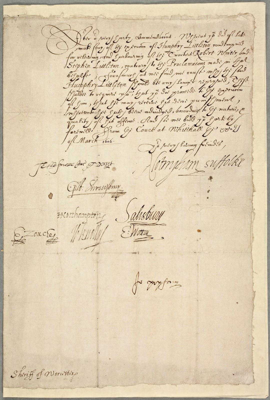 essays on the gunpowder plot