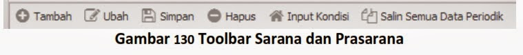 Toolbar Sarpas