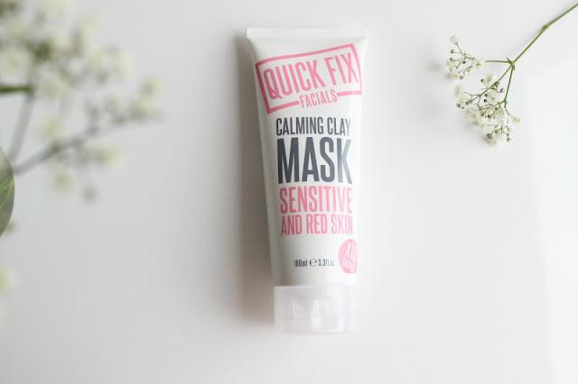 Quick Fix Facials Calming Clay Mask