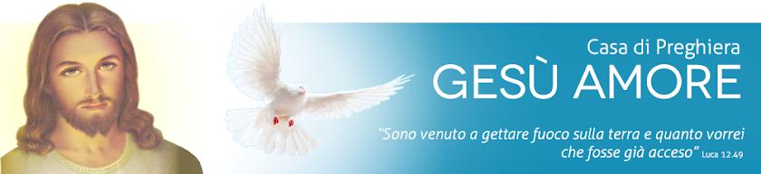 """Comunità """"Gesù Amore"""""""
