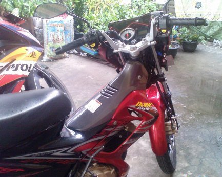 Bintang Dewata Motor Satria Fu 2011 Denpasar Bali