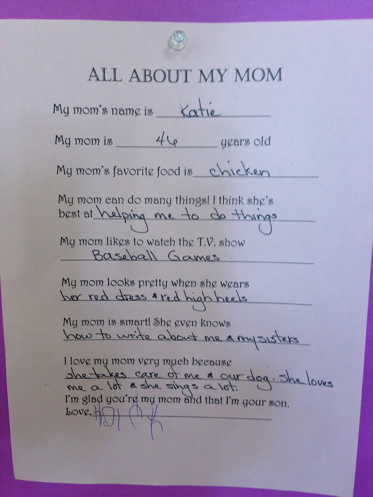 Things You Can Make For Your Mom