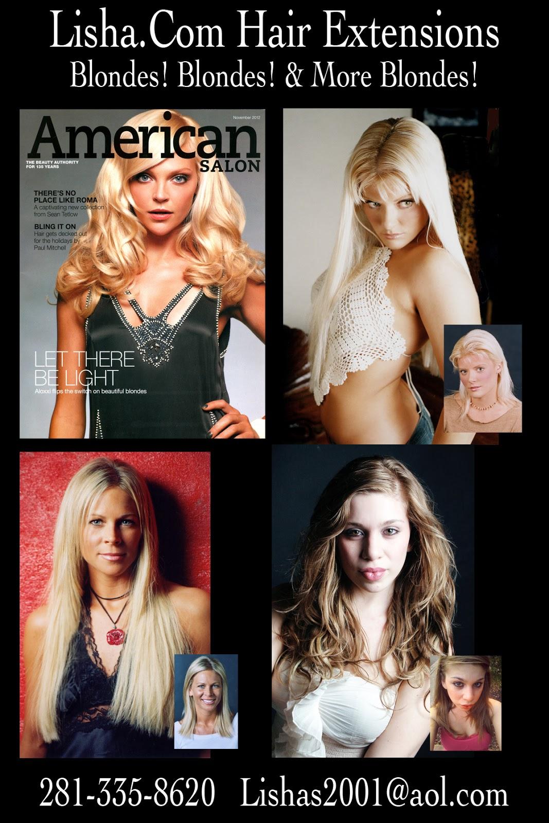 The New American Salon Hair Extensions Houston 281 825 1600 Lisha