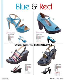 Sandal Wanita - Sepatu Sendal Perempuan Santai dan Serius