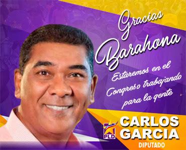 GRACIAS BARAHONA..