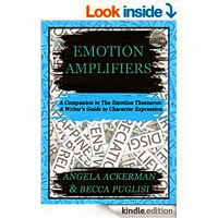 Emotion Amplifiers by Angela Ackerman