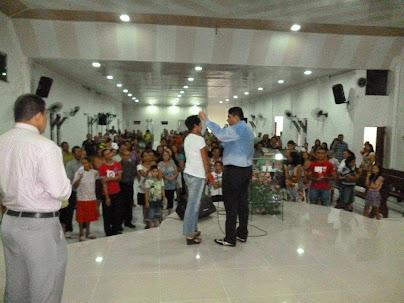 Pastor Alailson Amorim Em Belém Do Pará