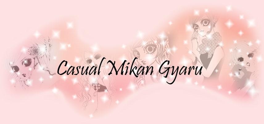 Casual Mikan Gyaru