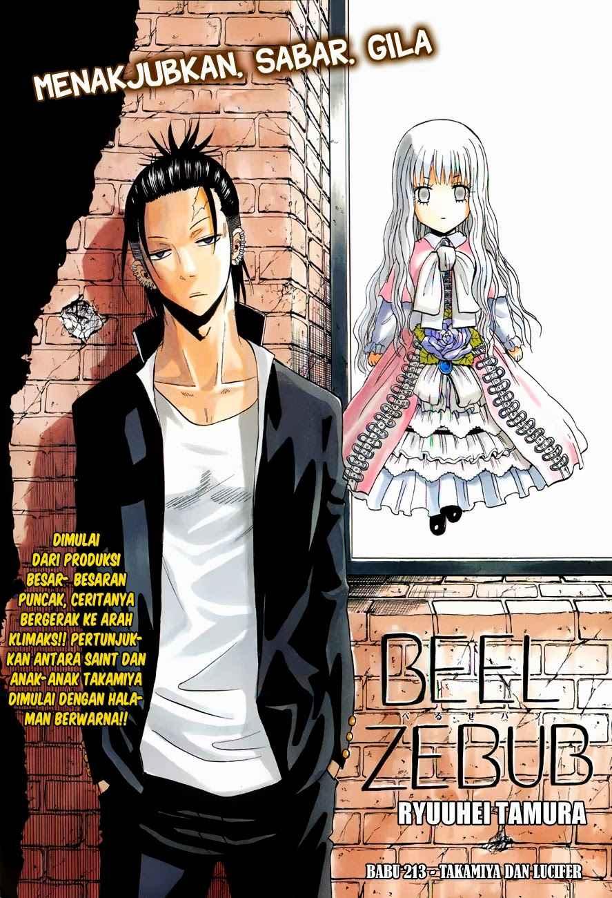 Dilarang COPAS - situs resmi www.mangacanblog.com - Komik beelzebub 213 - takamiya dan lucifer 214 Indonesia beelzebub 213 - takamiya dan lucifer Terbaru  Baca Manga Komik Indonesia Mangacan