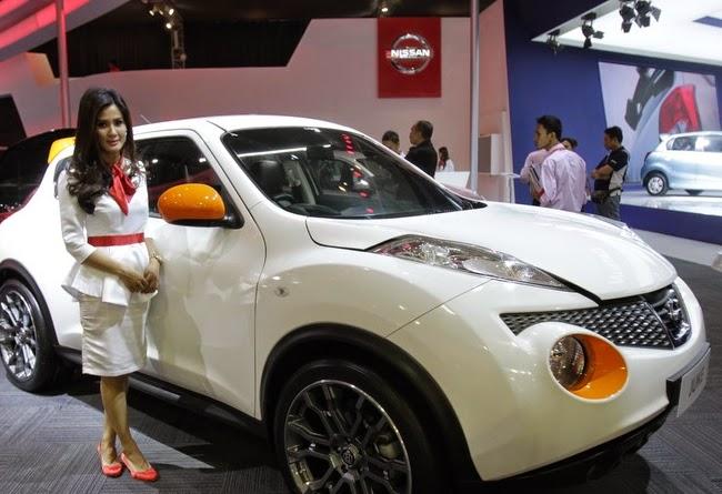 SPG Nissan Juke IIMS 2014