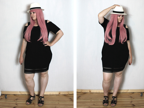 plussize Sommeroutfit
