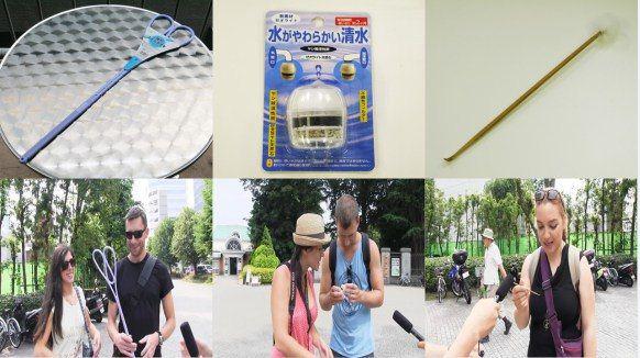Barang Rumah Tangga buatan Jepang ini membuat Para Turis Bingung