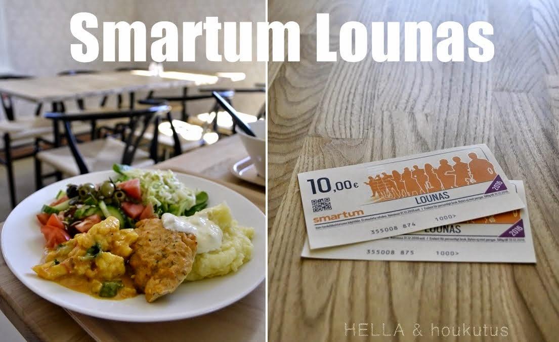 Edistä hyvinvointia lounaan avulla