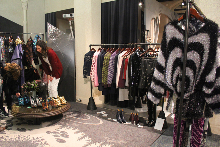 diana dazzling, fashion blogger, fashion blog,  cmgvb, como me gusta vivir bien, dazzling, luxury, AR, showroom, Paris, fashion week, aw 2013
